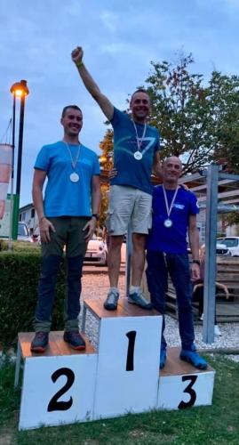 Campionato Triveneto Parapendio 2019 - Finale di Borso del Grappa